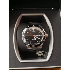 38a50fac350b Reloj Edox Chronorally-s Black Dial   No Tissot Victorinox