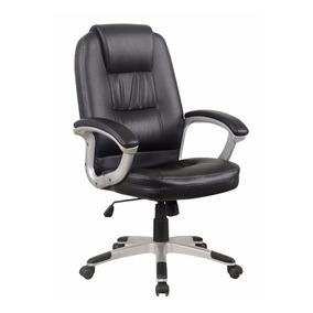 549440162 Cadeira Giratória Presidente Concha Relax Apoio Lombar Couro ...