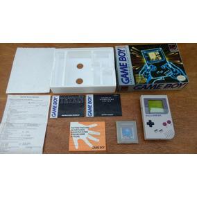 Gameboy Classico Na Caixa Americano Frete Gratis 12x Sem J