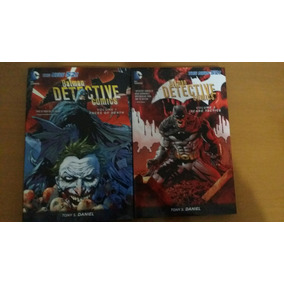 Batman Detective Comics - Vol 1 E 2 (ingles)