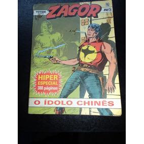 Gibi -zagor-hiper Especial N,15 Ed.record-1990/ 388 Páginas