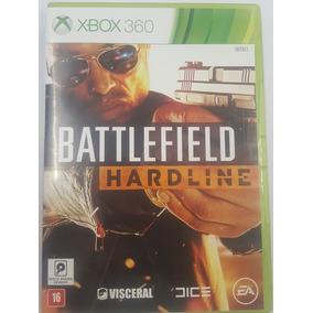 Jogo Xbox 360 Battlefield Hardline Original