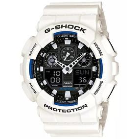 095cfa8871e Relogio G Shock Branco Barato Prova De Agua - Relógios no Mercado ...