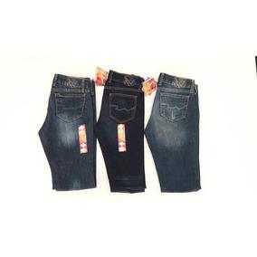Jeans Dama C/stretch Rage Nation Jeans T: 4 Y 0 Unicas Pzs