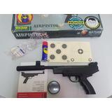 Kit Pistola Pressão 4.5mm Chumbinho Hatsan Ht25 Rossi
