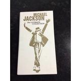 Michael Jackson The Ultímate Colección, 4 Cd Y 1 Dvd