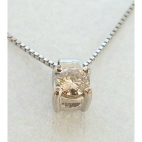 H.stern Colar Pingente Diamante Ponto De Luz Ouro 18k 750 - Joias e ... 9f510e0d5d