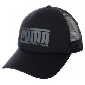 Bone Puma Preto Cpuma Metal - Bonés para Masculino no Mercado Livre ... 6f7c63e9c5c