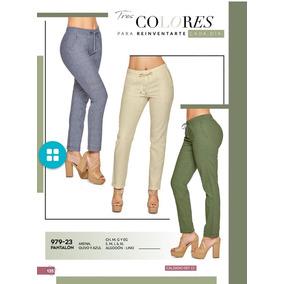 d120672d701a9 Pantalon Dama C jareta Cklass 979-23 Varios Colores Pvbs-19