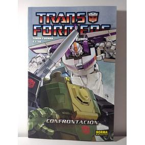 Transformers - Confrontacion - Simon Furman