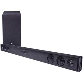 Sound Bar Lg Sj3, 300w, 2.1 Canais, Bluetooth, Usb Bivolt