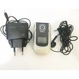 Celular Nokia 2760 Flip Para Idoso Fm Bluetooth Apenas Claro