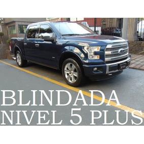 Lobo Platinum 2015 Blindada Nivel 5 Plus Blindaje Blindados