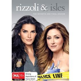 Rizzoli And Isles - 1ª, 3ª, 4ª, 5ª, 6ª E 7ª Temporadas