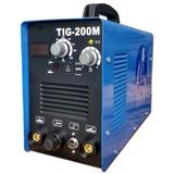 Máquina Inversora Tig 200a Arco Pulsado E Alta Frequencia