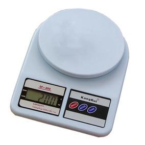 Balanca Digital Eletronica De Precisao 10kg Dieta E Cozinha
