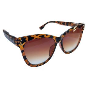 968f8b4eca7d7 Óculos Sol Feminino Gucci Estilo Onça Made In Italy De - Óculos no ...