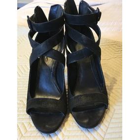 Sapato / Sandalia De Salto Calvin Klein Numero 35