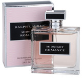 Perfume Importado Romance Midnight 100 Ml Edp Ralph Lauren