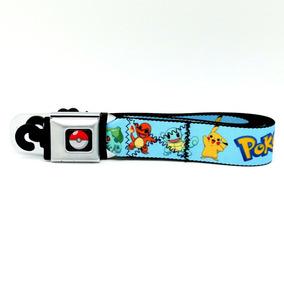 Cinturon Pokemon Licencia Ajustable