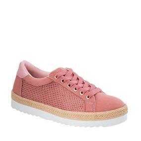676a1a2be69 Zapato Mujer Casual Vi Line Fashion Fresa Xq654 A