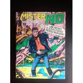 Mister No 1 (editora Noblet-anos 70/80)-excelente Estado