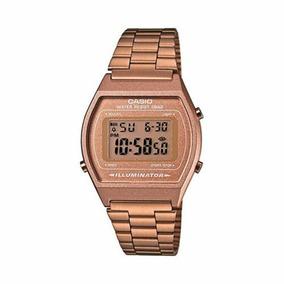 Relógio Casio Vintage B640wc-5a Rosé