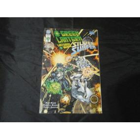 Green Lantern Vs Silver Surfer (completo)