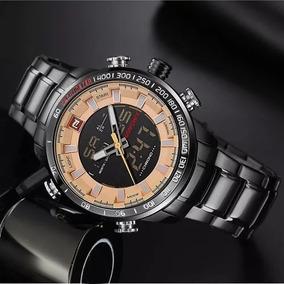 9c8193fa588 Naviforce 9093 - Relógio Masculino no Mercado Livre Brasil