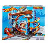 Mega Garage Ultimate Hot Wheels Hotwheels Autopista Mattel