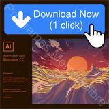Illustrator 2017 Descarga Con 1 Click + Tutorial