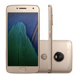 Celular Moto G5 Plus Xt1683 Tv Dual Chip 32gb Vitrine