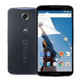 Smartphone Google Nexus 6 32gb Lacrado Original Usa