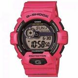 a4488ca98e3 Relógio Casio G Shock Rosa E Preto Gls-8900-4 Original