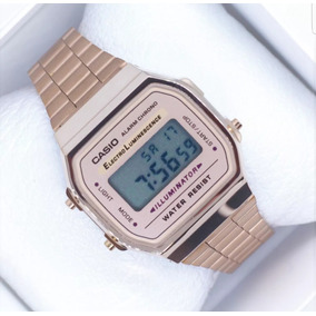 b1e9e3eb99b1 Reloj Casio Economico - Reloj para Mujer en Mercado Libre México