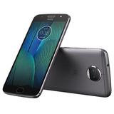 Celular Motorola Moto G5s Plus 32gb/3gb Ram Grafite+pelicula