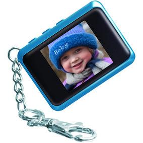 Chaveiro Porta-retrato Digital Coby Dp151 Lcd 1.5 Polegadas
