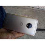 Celular Marca Motorola G5 Plus Mica De Cristal Estrellasa