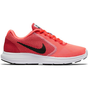 Tenis Feminino Nike Revolution 3 Original Rosa -