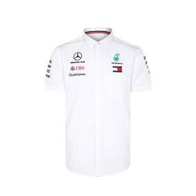 Blusa Mercedes Benz F1 Amg 2019 Hamilton Petronas Dama 4543613a40a69