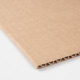 25 Laminas De Carton Corrugado Para Empaque De 90x120cms 7k