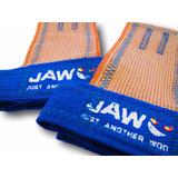 Jaw Crossfit Pull Up Grips Luva Original Importado Azul
