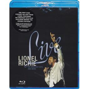 Blu-ray Lionel Richie - Live In Paris Lacrado Importado