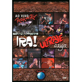Ira! & Ultraje A Rigor Ao Vivo - Rock In Rio - Dvd