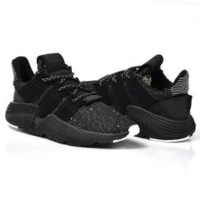 92354aebfb6 Lifter Adidas - Tênis Textil Preto no Mercado Livre Brasil