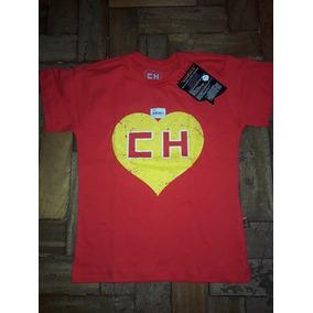 4cfe363532 Camiseta Pitica Tam 4 - Chapolim Frete Grátis Promoção