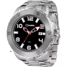 Relógio X-games Masculino Prata - Xmss1042 P2sx