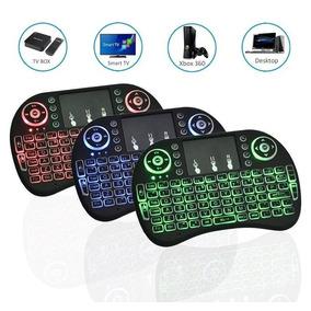 Mini Teclado Wireless Keyboard Wifi Usb