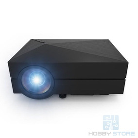 Mini Projetor Home Cinema Gobox Gp60 Full Hd 1080p 1000 Lm