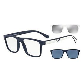 1c1861f794262 Armaçao Oculos Masculino Emporio Armani - Óculos no Mercado Livre Brasil